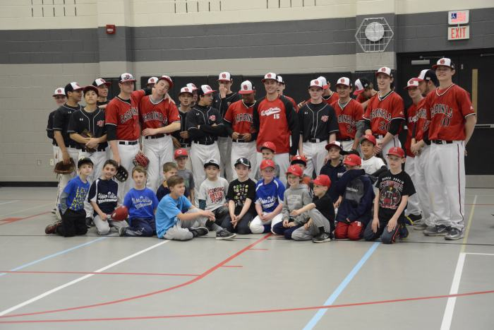 Upper Dublin Cardinals Baseball Clinic
