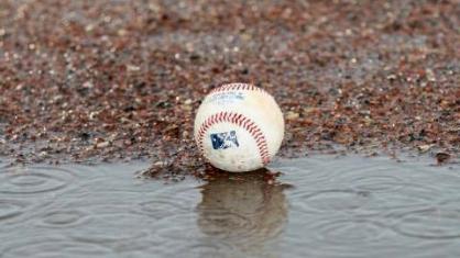 Baseball rain out